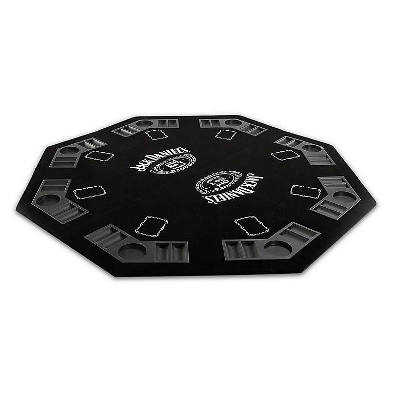 Fabric Jack Daniel's Poker Table Topper and Case, Gifts by Occasion Father's Day by Lenox