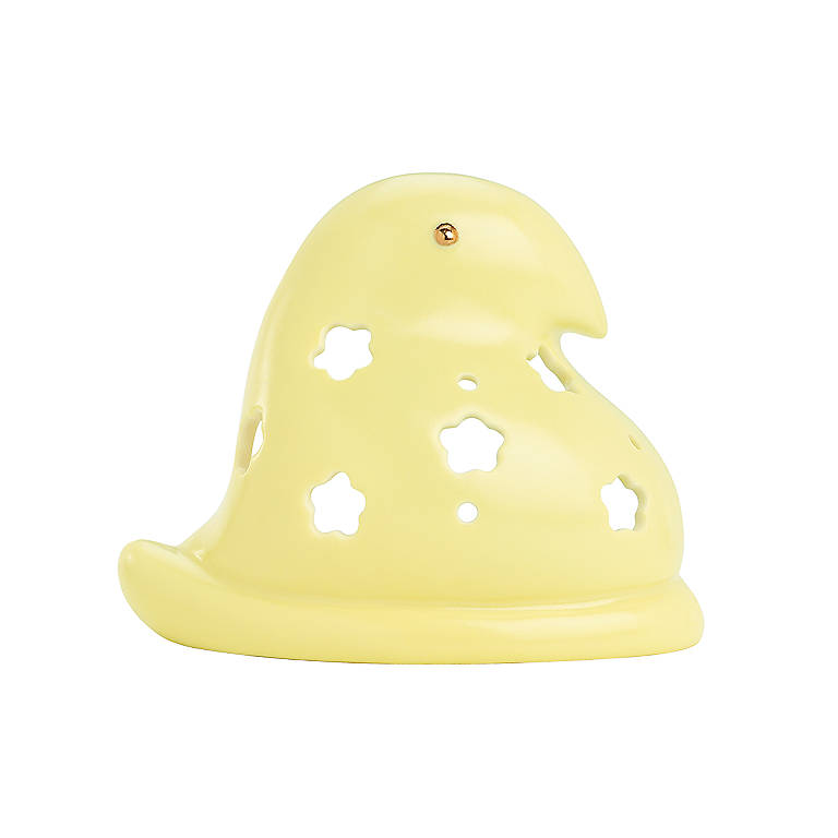 Ivory China PEEPS Chick Tealight by Lenox, Gifts by Occasion Easter by Lenox