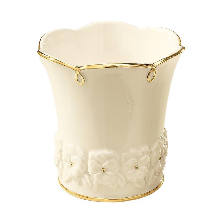 Ivory China Spring Votive by Lenox, Home Decorating Candles by Lenox