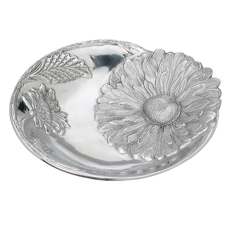Metal Flora Centerpiece Bowl by Lenox, Gifts by Occasion by Lenox