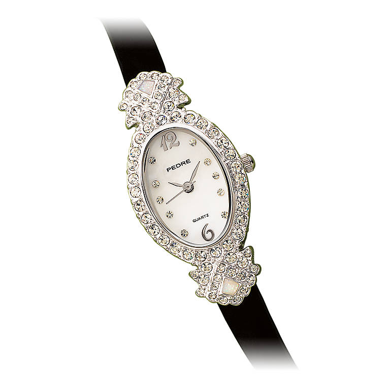 Stainless Steel Treasured Time Watch, Women's Watches by Lenox