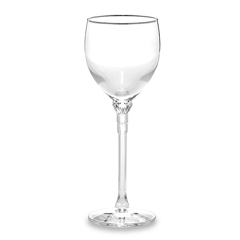 Crystal Lenox Phoenix Platinum Crystal Wine Glass Dinnerware Tableware Glasses And Mugs By