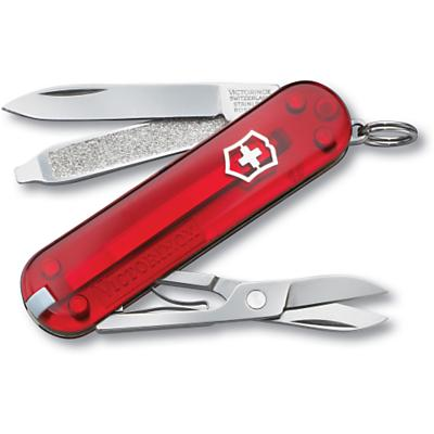 Swiss Army Classic SD Translucent Knife