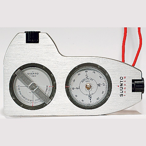 photo: Suunto Tandem compass