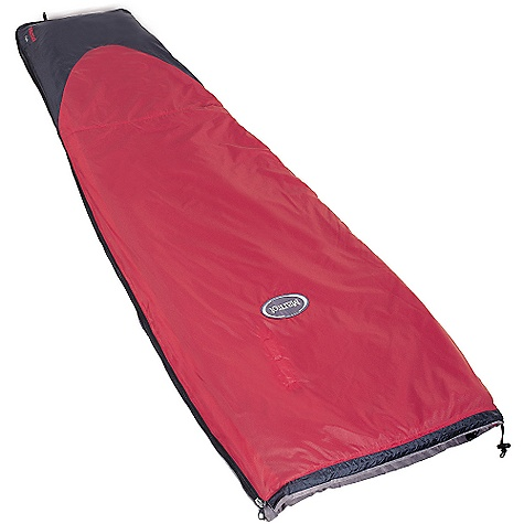 photo: Marmot Trails warm weather synthetic sleeping bag