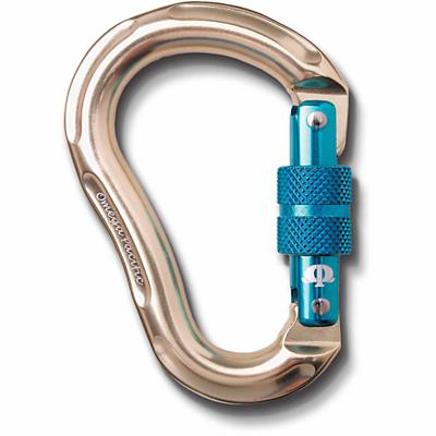 Omega Pacific Jake Jr. Screw-Lock Carabiner