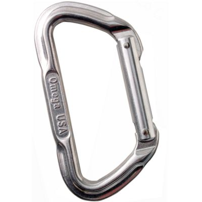 Omega Pacific Lite D Bright Carabiner