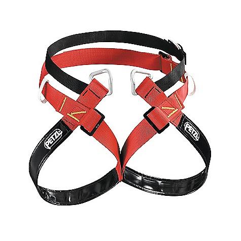 photo: Petzl Fractio sit harness