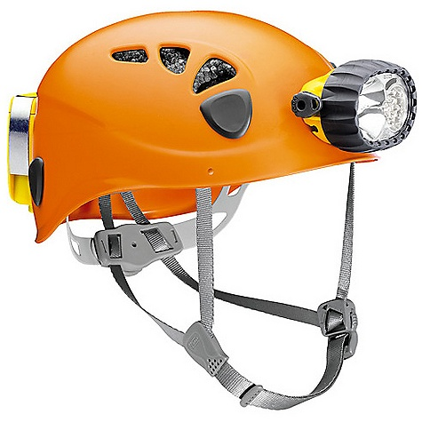 photo: Petzl Spelios climbing helmet