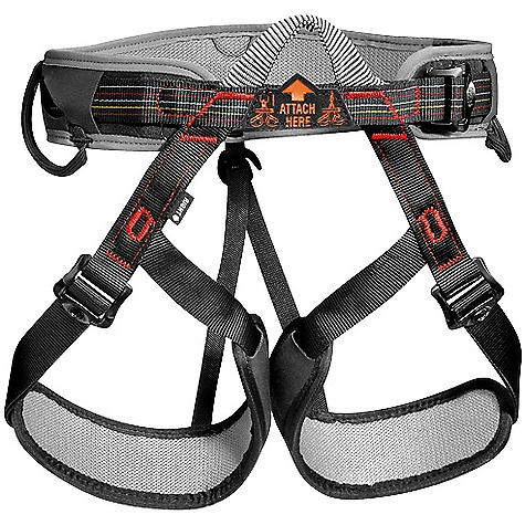 photo: Petzl Aspir sit harness