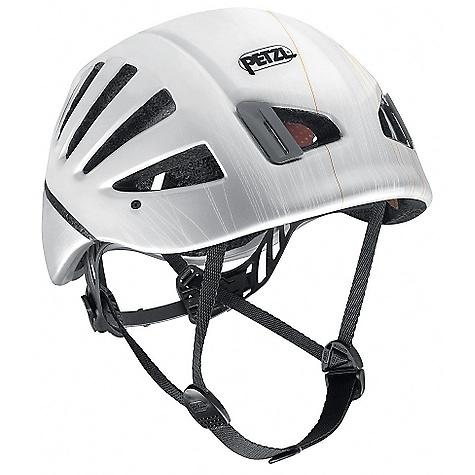 photo: Petzl Meteor III climbing helmet
