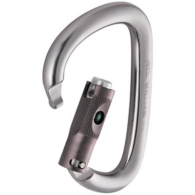 Petzl William Ball Lock Carabiner