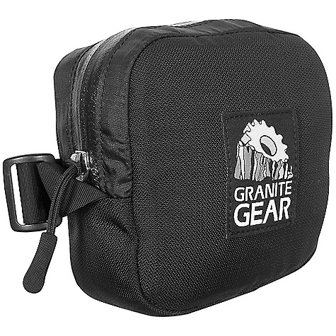 photo: Granite Gear Belt Pocket pack pocket