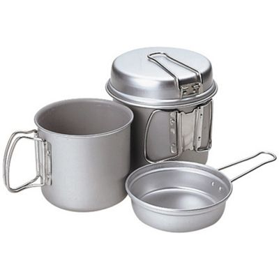 Snow Peak Titanium Trek Combo Cook Set