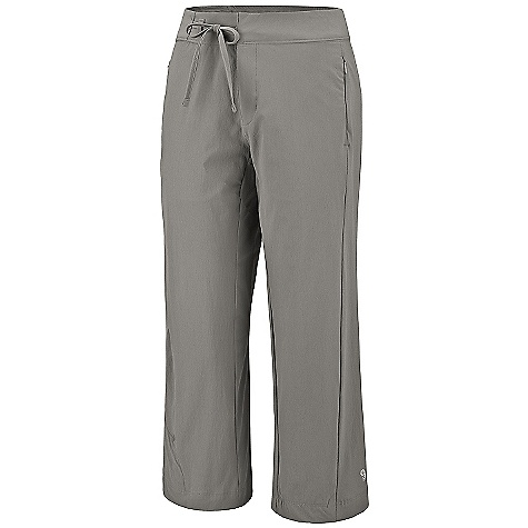 photo: Mountain Hardwear Ellinor Capri hiking pant