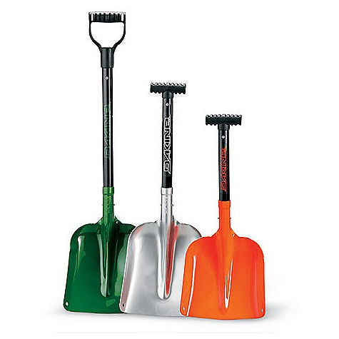 photo: DaKine Wedge D-Handle Shovel snow shovel