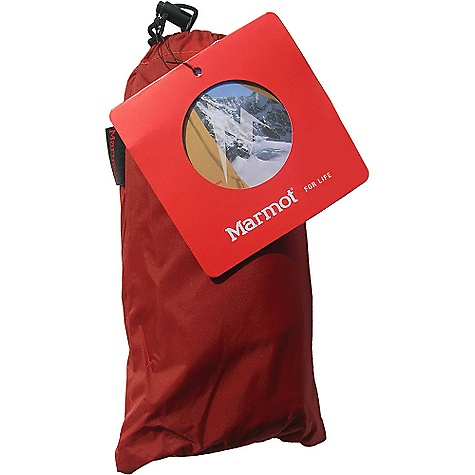 Marmot Limelight 2P Footprint