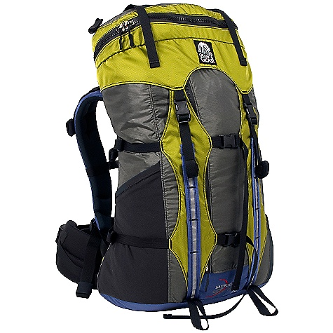 photo: Granite Gear Meridian Vapor Ki weekend pack (3,000 - 4,499 cu in)