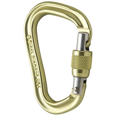 Black Diamond VaporLock Screwgate Carabiner