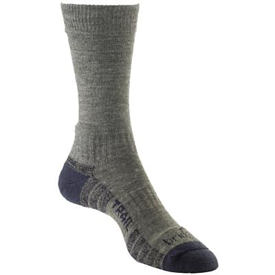 Bridgedale Men's Wool Fusion Trail Sock