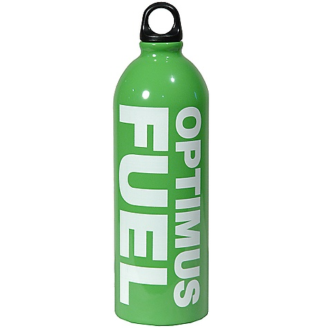 photo: Optimus Fuel Bottle fuel bottle