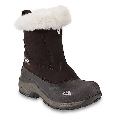 photo: The North Face Girls' Greenland Zip winter boot