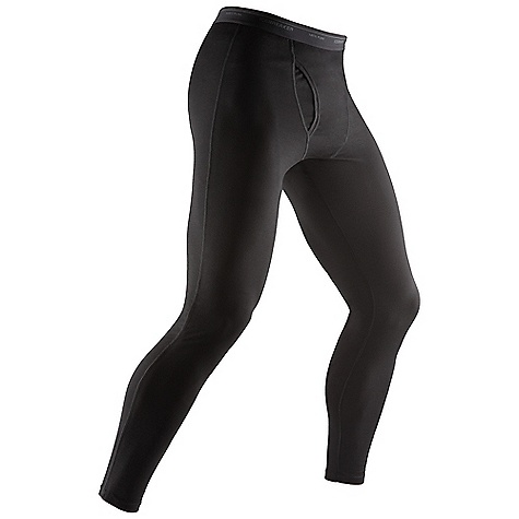 photo: Icebreaker 200 Lightweight Legging w/Fly base layer bottom