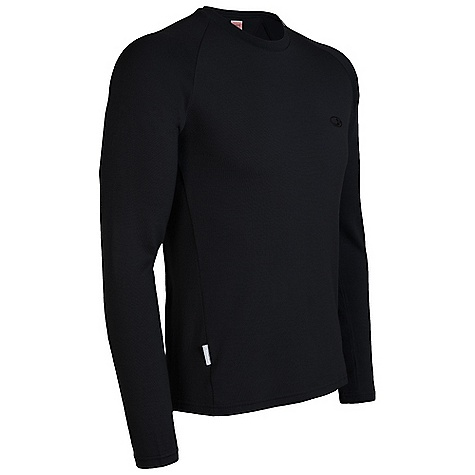 photo: Icebreaker Men's 260 Midweight LS Crewe base layer top