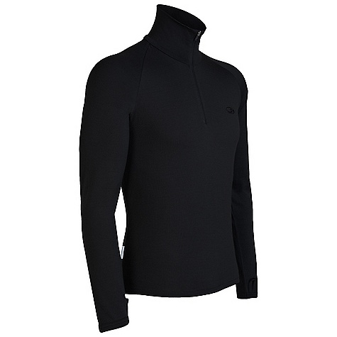 photo: Icebreaker Men's 260 Midweight Tech Top base layer top
