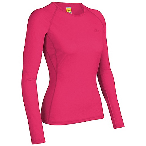 photo: Icebreaker Women's 150 Ultralite LS Atlas base layer top