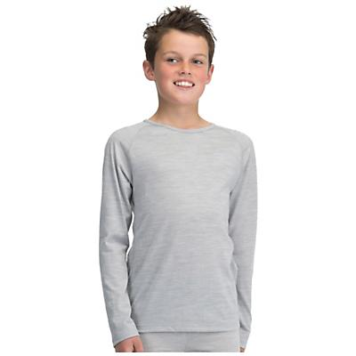 Icebreaker Kid's Long Sleeve Crewe Top 1-4 Years