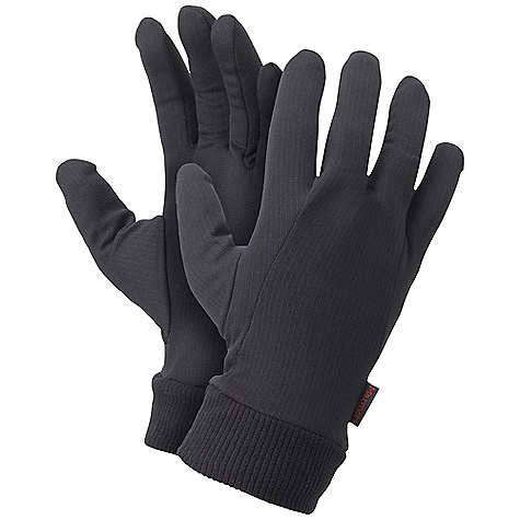 photo: Marmot Midweight Baselayer Glove glove liner