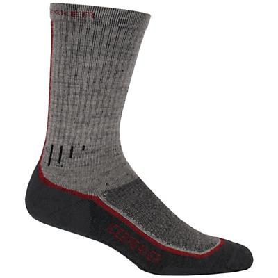 Icebreaker Men's Hiker Mid Crew Sock
