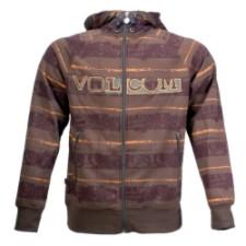 Outerwear - Volcom Men's Vitalis Fleece Jacket