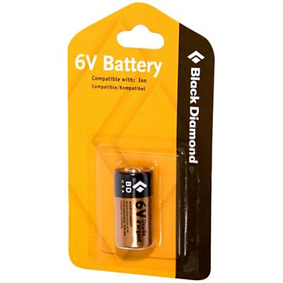 Black Diamond 6-Volt Battery