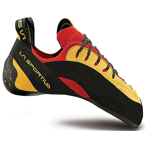 photo: La Sportiva Testarossa climbing shoe