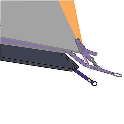 Mountain Hardwear SkyLedge 2.1 Footprint PL