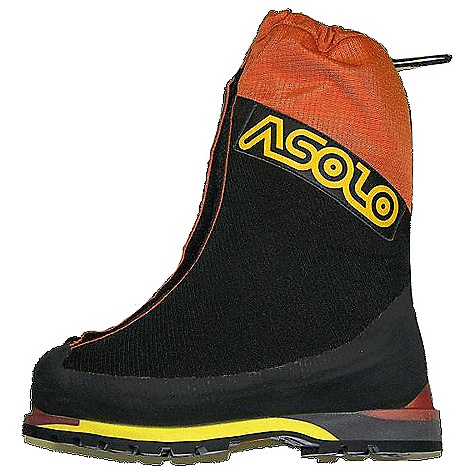 photo: Asolo Base Camp GV mountaineering boot