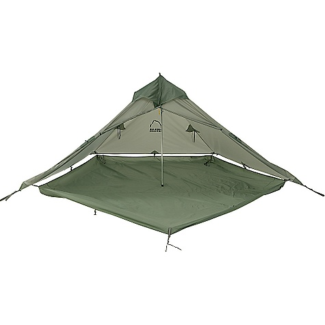 photo: Sierra Designs Origami 4 tarp/shelter