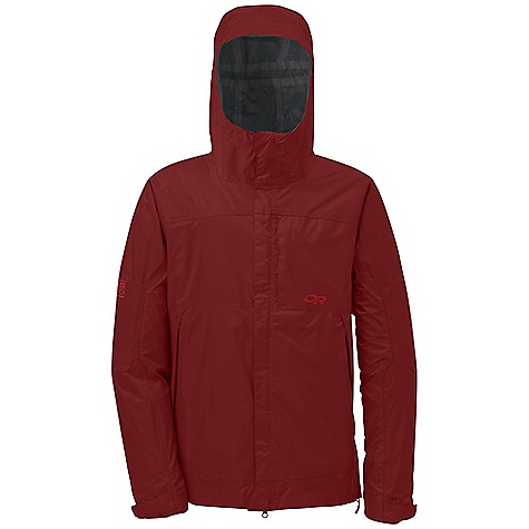 photo: Outdoor Research Rampart Jacket waterproof jacket