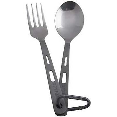 Optimus Titanium 2 Piece Cutlery Set