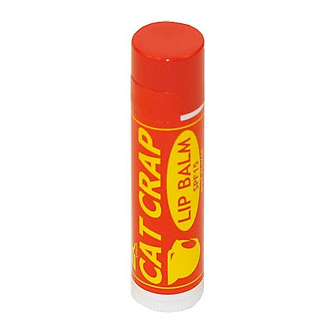 photo: EK Cat Crap Lip Balm first aid/hygiene product