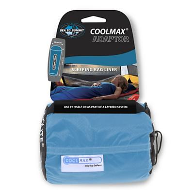 Sea to Summit Adaptor CoolMax Travel Liner