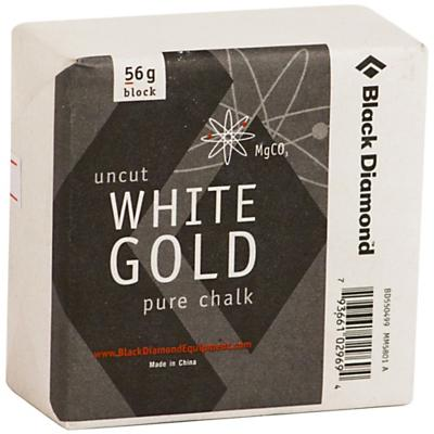 Black Diamond White Gold Chalk Block - 56g