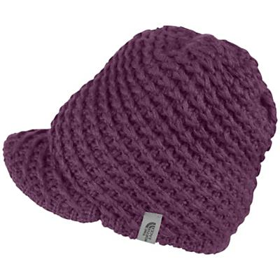 The North Face Chunky Knit Visor Beanie
