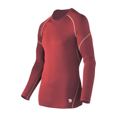 Mountain Hardwear Men's Advance Lightweight Long Sleeve Crew