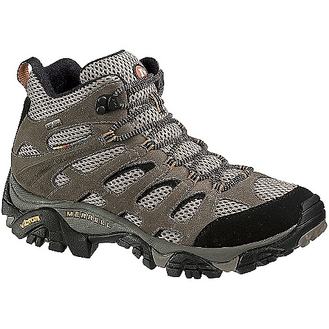 photo: Merrell Moab Mid Gore-Tex hiking boot