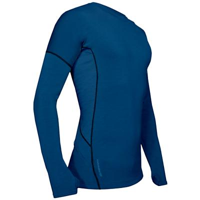 Icebreaker Men's LS Chase Crewe Top