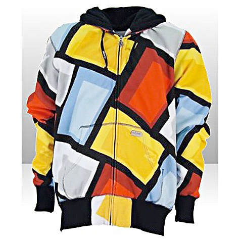 Billabong Mens Blockhead Full Zip Hoody Fall 2008