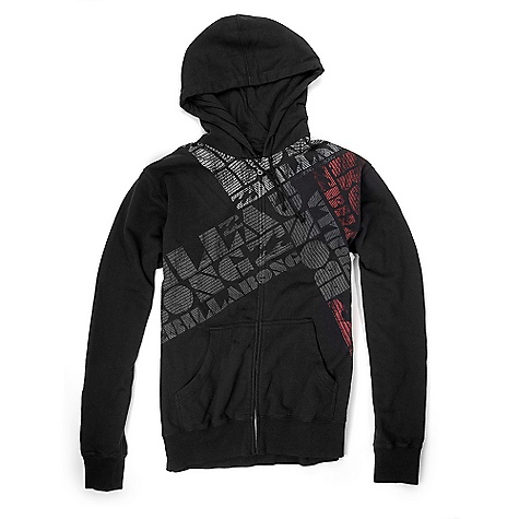 Billabong Mens Headway Full Zip Hoody Fall 2008